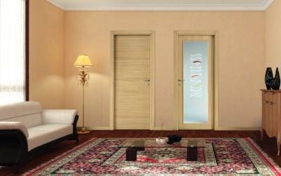 Porte da interni: materiali, costi e suggerimenti