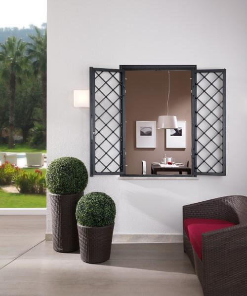 Inferriate firenze porte finestre pvc finestre legno - Finestre pvc firenze ...