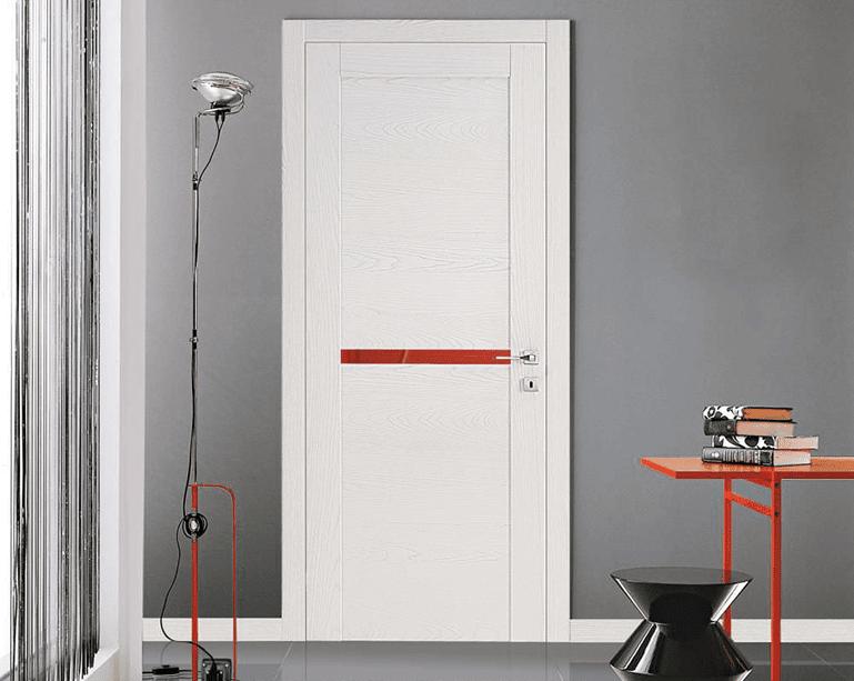 Porte dal design pulito e raffinato per un utilizzo for Spranga universale per porte